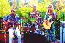 Acoustic  Band Music for hire, Acoustic Luau, Beach Music