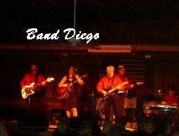 Band Diego Country