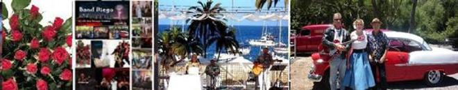San Diego hire party band packages prices costs reviews